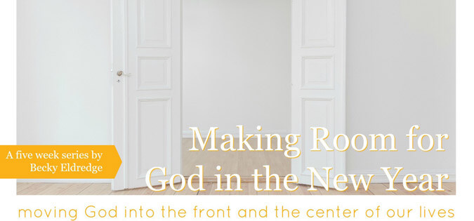 Making Room for God Invitation