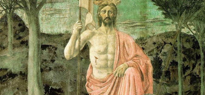 "Arts & Faith: Lent - Piero della Francesca - ""The Resurrection of Jesus Christ"""