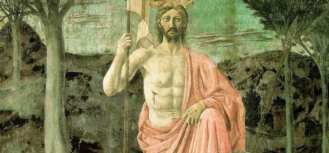 "Arts & Faith: Lent - Piero della Francesca - ""The Resurrection of Jesus Christ"""