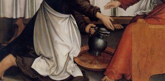 "Arts & Faith: Lent - Bernhard Strigel - ""Christ Washing the Disciples' Feet"""