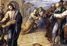 "Arts & Faith: Lent - El Greco - ""Christ Healing the Blind"""