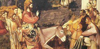 "Arts & Faith: Lent - Giotto - ""Entry into Jerusalem"""