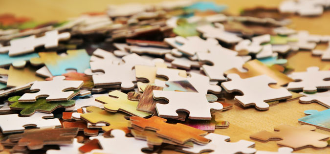 Puzzle Pieces and the Examen