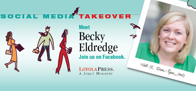 Becky Eldredge Social Media Takeover
