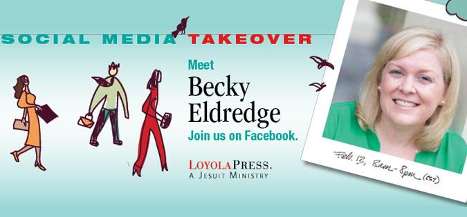 Becky Eldredge Social Media Takeover