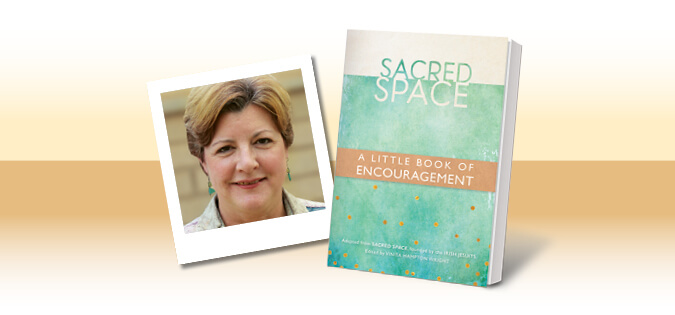 Sacred Space: A Little Book of Encouragement - edited by Vinita Hampton Wright