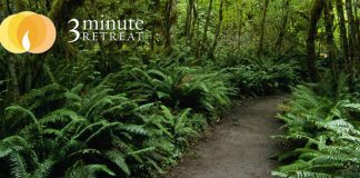3-Minute Retreat: The Lord's Supper