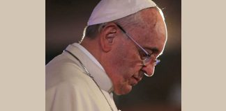 Pope Francis - image by Benhur Arcayan - Malacanang Photo Bureau - public domain, via Wikimedia Commons