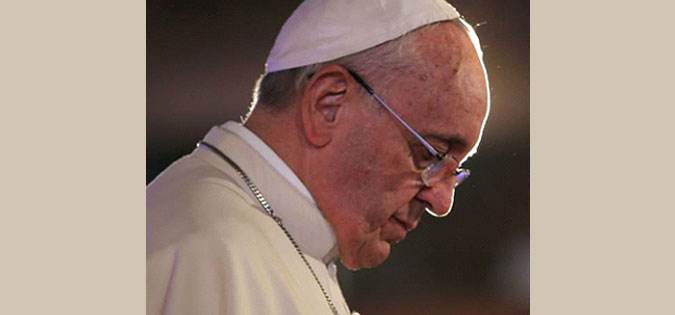 Pope Francis - image by Benhur Arcayan - Malacanang Photo Bureau - public domain, via Wikimedia Commons