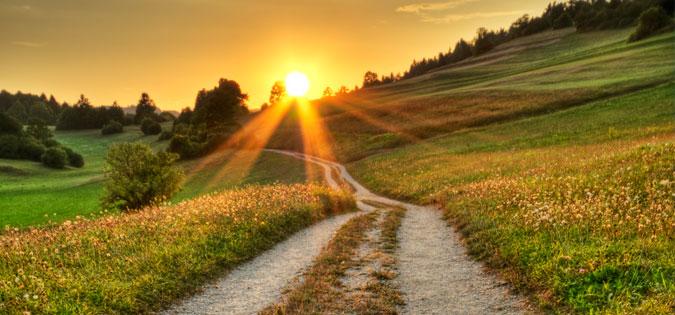 Summer Pilgrimage - Ignatian Spirituality Journey Path Road