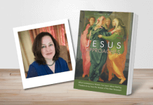 Jesus Approaches by Elizabeth Kelly