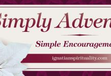 Simply Advent - Simple Encouragements