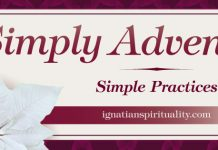 Simply Advent - Simple Practices