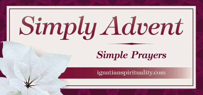 Simply Advent - Simple Prayers