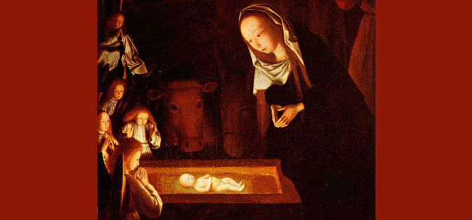 Geertgen tot Sint Jans - The Birth of Christ