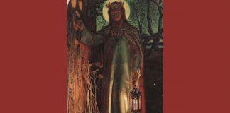 William Holman Hunt - The Light of the World