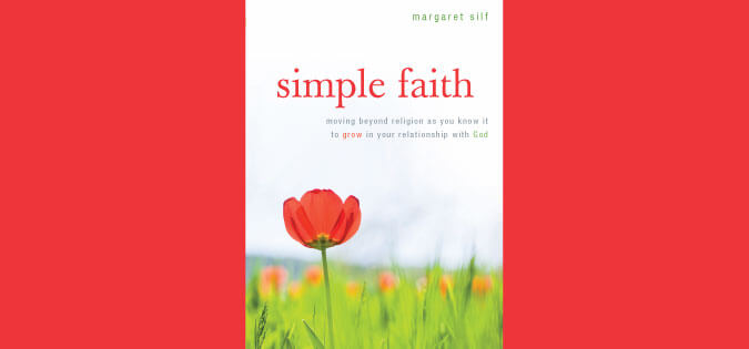 Simple Faith by Margaret Silf - book cover