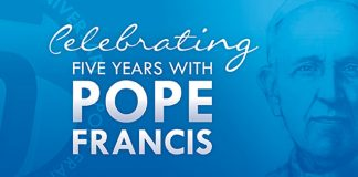 Celebrating Five Years with Pope Francis