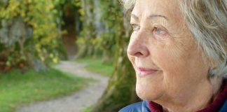 mindful - reflective woman