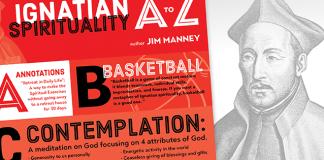 Ignatian Spirituality A to Z - infographic header