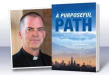 A Purposeful Path - How far can you go with $30, a bus ticket, and a dream? - by Casey Beaumier SJ