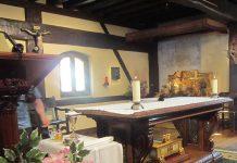 Ignatius Loyola conversion room