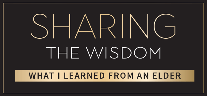 Sharing the Wisdom: What I Learned from an Elder - a series at IgnatianSpirituality.com