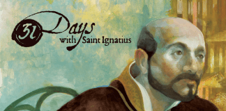 31 Days with Saint Ignatius - a month-long celebration of Ignatian spirituality - #31DayswithIgnatius