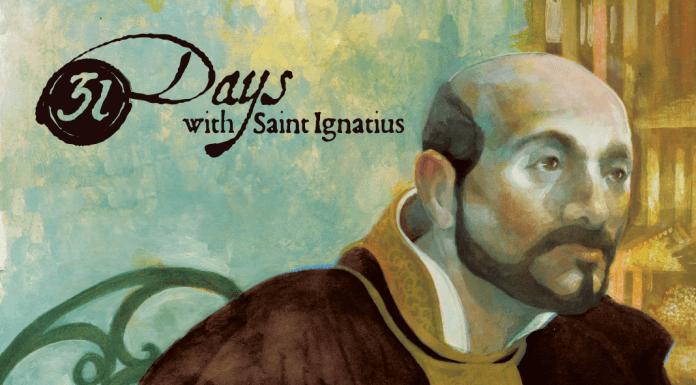 31 Days with Saint Ignatius - a month-long celebration of Ignatian spirituality - #31DayswithIgnatius