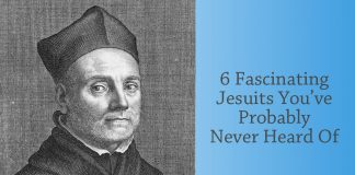 6 Fascinating Jesuits You've Probably Never Heard Of - text next to image of Athanasius Kircher, SJ