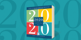 2020: A Book of Grace-Filled Days by Amy Welborn - book cover