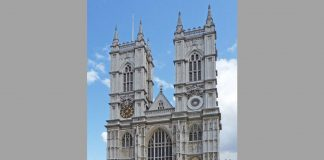 Westminster Abbey - image by Christine Matthews under CC BY-SA 2.0
