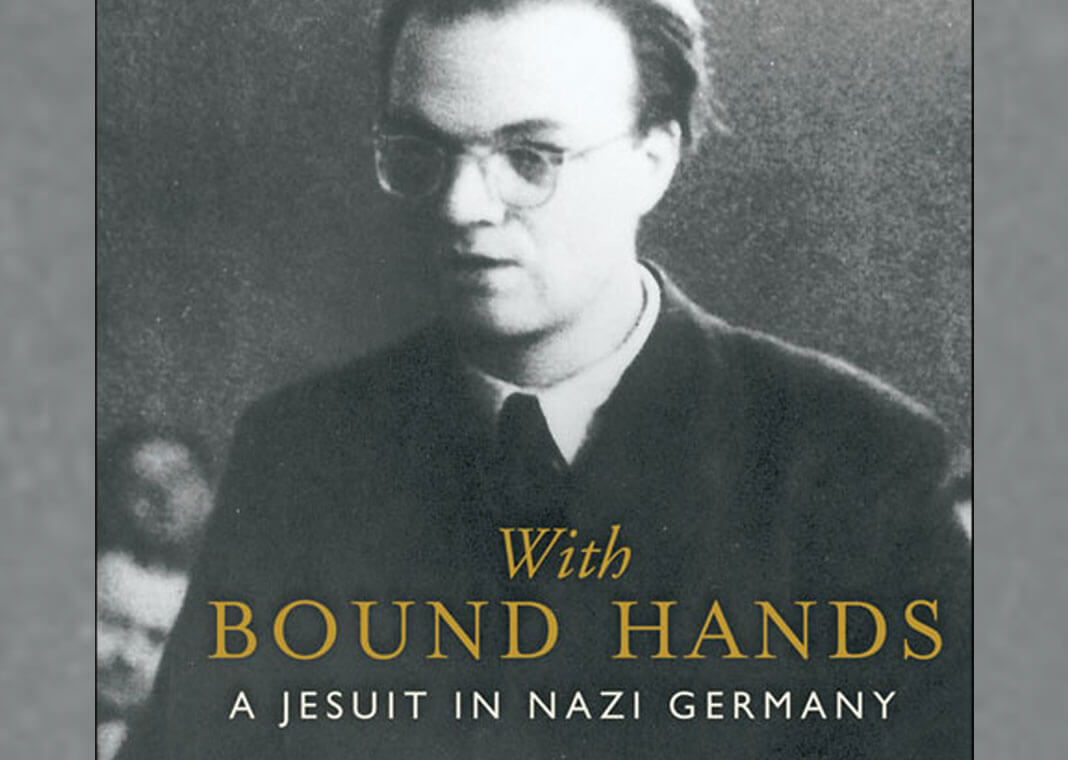 With Bound Hands by Mary Frances Coady - book cover close-up