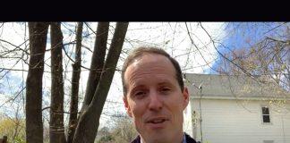 Tim Muldoon talking about Ignatian mindfulness - screenshot