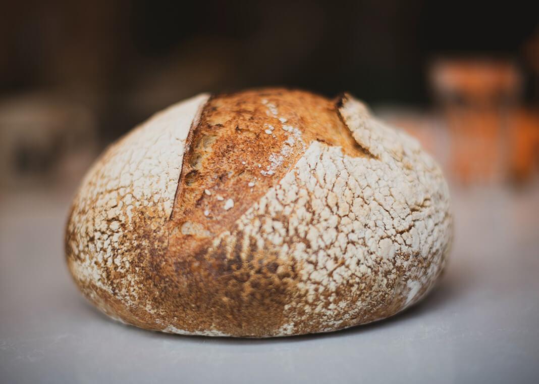 bread - photo by Irina Ba on Unsplash