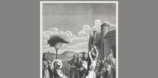 St. Stephen martyred