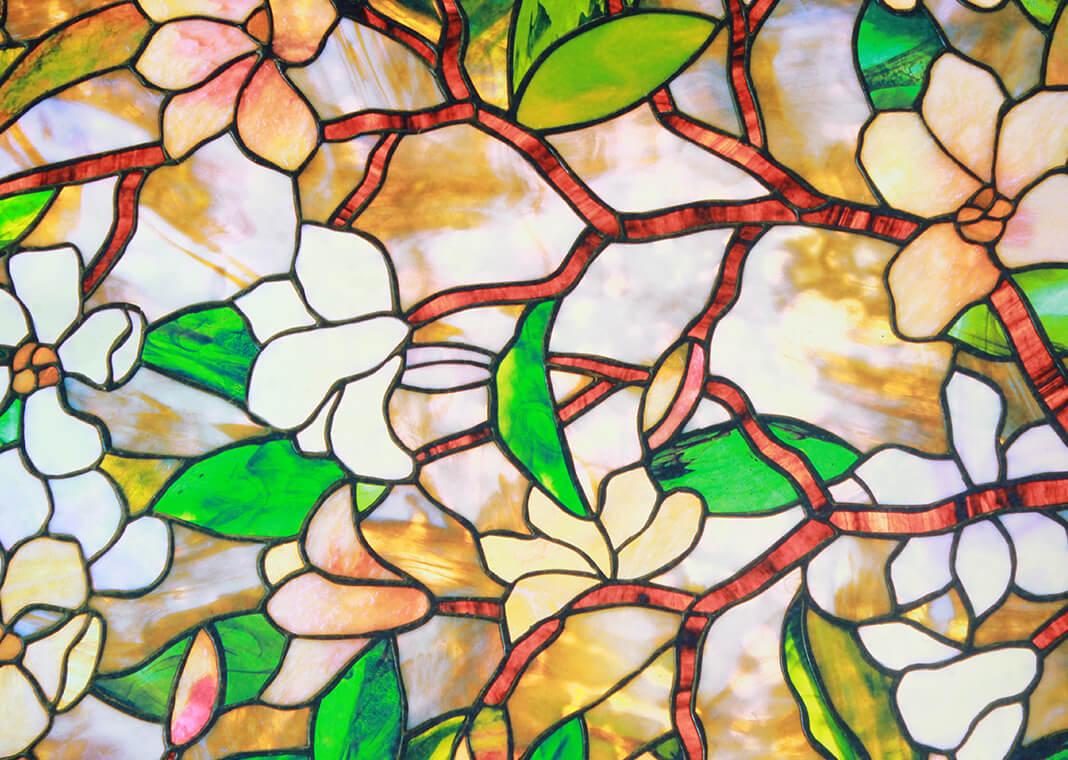 stained glass - photo by marek kizer on Unsplash