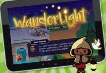 screenshot of Wanderlight: The Ignatian-Inspired Video Game