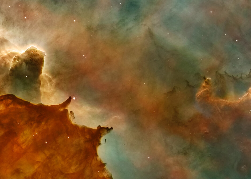 space scene - photo by NASA on Unsplash