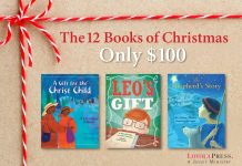 The 12 Books of Christmas from Loyola Press