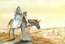 journey to Bethlehem - Nankimstudio/iStock/Getty Images