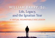 William Barry, SJ: Life, Legacy, and the Ignatian Year - text for invitation to a virtual roundtable