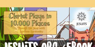 """""""Christ Plays in 10,000 Places"""" eBook from Jesuit Conference of Canada and the United States"""